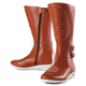 Womens Brown Sacred Tall Boots