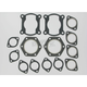 2 Cylinder Full Top Engine Gasket Set - 710110A