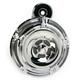 Chrome Slot Track Billet Horn Kit - 70-210