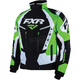 Black/Green/White Team FX Jacket