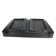 Black Two Piece Roof - 0521-1371