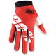 Red/White I-Track Fire Gloves