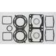 2 Cylinder Full Top Engine Gasket Set - 710200