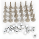 Signature Series Stainless Steel Carbide Studs - SSP-1450-AS