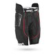 GPX Black/Red 5.5 Airflex Impact Shorts