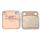 Standard Sintered Metal Brake Pads - DP107