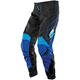 Black/Blue/Cyan Axxis Pants