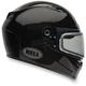 Gloss Black Vortex Snow Helmet