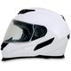 Pearl White FX120 Helmet