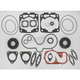 2 Cylinder Full Top Engine Gasket Set - 711250