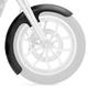 Wrapper Tire Hugger Series Front Fender for 21 in. Wheels - 1401-0267