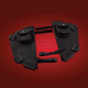 Black Classic Pac-A-Derm - H50-310BK