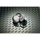 Chrome Knurled Bolt Kit - DS-490046