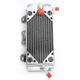 Left X-Braced Aluminum Radiator - MMDBYZ250F06LX