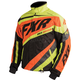 Black/Orange/Hi-Viz Cold Cross X Jacket