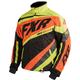 Black/Orange/Hi-Viz Cold Cross X Jacket