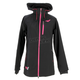 Womens Black Entice Extra Softshell Jacket