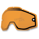 Persimmon Dual Vented Replacement Lens for Racecraft/Accuri Snow Goggles - 51006-046-02