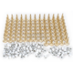 Gold Digger Traction Master 1.852 in. Carbide Studs - GDP6-1450-BS