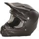 Matte Black F2 Carbon Helmet