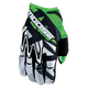 Green MX1 Gloves
