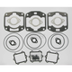 Hi-Performance Full Top Engine Gasket Set - C1015