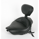 15 in. Wide Studded Solo Seat w/Removable Backrest - 79439