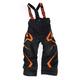 Childs Black/Orange Helix Pants