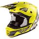 Matte Hi-Vis Blade XPE Helmet