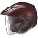 Wine Cherry N40 Helmet