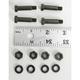 Parkerized Footboard Hinge Bolt Kit - 9685-12