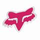 Pink 1.75 in. Fox Head Sticker - 14896-170-OS