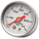 1 1/2 in. White Face Pressure Gauge-psi 0-60 - 2176