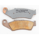 Standard Sintered Metal Brake Pads - DP321