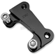 Black Left Front Caliper Adapter Bracket - HD12362B