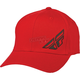 Red F-Wing FlexFit Hat