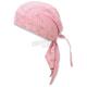 Pink Paisley Flydanna Headwrap - Z502