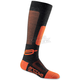 Youth Insulator Black/Orange Socks - 3431-0102