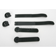 Black Ratchet Boot Strap Kit - Sizes 7-11 - 3430-0331