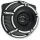 Black Slot Track Inverted Series Air Cleaner Kit - 18-921