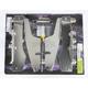 Quick Change Design Fats/Slims Hardware Kit - MEM9928