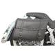 Jumbo Studded Highwayman Slant-Style Saddlebags - X021-03-042