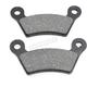 Rear Kevlar Brake Pads - FA473