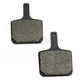 Carbon/Kevlar Brake Pads - 27-26