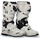 White Sector Boots