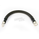 Black 8 in. Battery Cable - BLACK-8
