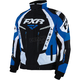 Black/Royal Blue/White Team FX Jacket
