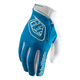 Blue/White Air Gloves