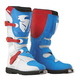 Red/Blue Blitz CE Boots