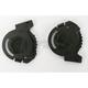 Black Pivot Kit for Nolan Helmets - SPAMV0000171